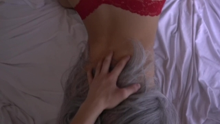 Teen Fitness Model Fucks While Her Parents are Home