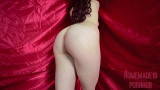 Dorm Room Fucking and Cum On My Big Tits