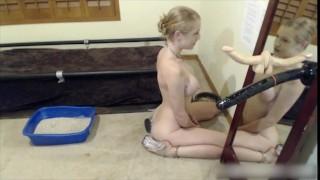 life_of_greyhound_24_7_slave_training_humiliation