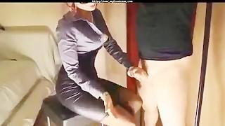 Governess Quinn Controls Her Slave bdsm bondage slave femdom domination