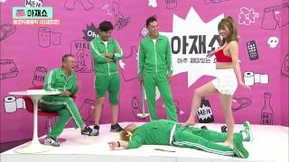 Korean Game Show Footjob Compilation (아재쇼)
