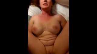 Begging for my cum on her face.  Horny girl Indian dick perfect combination