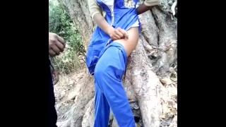 Indian Teen Girl Group Sex in Jungle – Must Watch