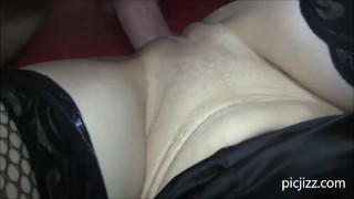 HD Hotwife Bareback Gangbang With Swallowing And Multiple Creampie
