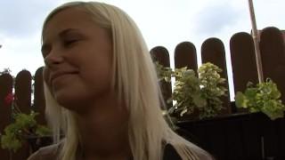 Petite blonde Lola Myluv/Susie/Dido Angel
