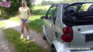 BibiXXX – German Blond Bibixxx – ASS TO MOUTH cum load!