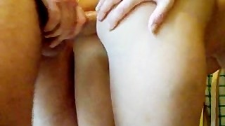 Masked wife ass to mouth
