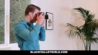 BlackValleyGirls – Square Guy Fucks Nerdy Black Girl