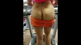 Marching Butt crack