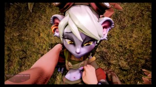 Get Your Yordles Off