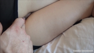 Busty Wife Awakened By A Cock In Her Tight Pussy Gets A Facial Cumshot