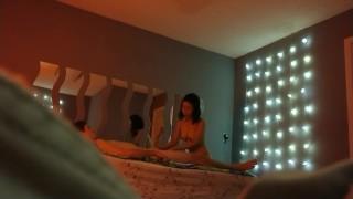 Asian massage happy ending