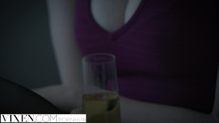 VIXEN Beautiful Redhead Bree Daniels Fucked By Sugar Daddy