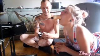 Throatfucking Machine – PervyPixie