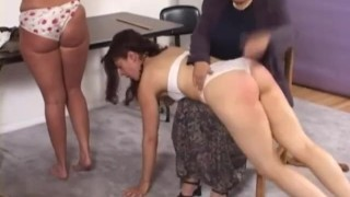 old but good spanking video