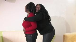 Black Lesbians With Big Boobs 2