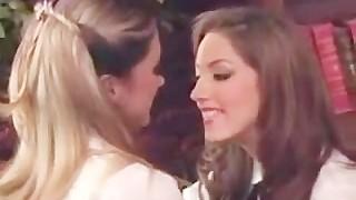 American Highschool Lesbian Threesome lesbian girl on girl lesbians
