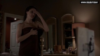 Keri Russell – Drops her towel, Bare Butt – The Americans s03e03 (2015)