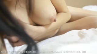 Semi Kinky Chinese With Full Breasts