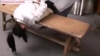 国产绳艺捆绑视频长相堪称极品 chinese bondage